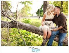 Kelli and Bobby: Katy, TX Engagement Photographer » More Than an Image Photography