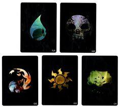I like MTG cards innovations :)