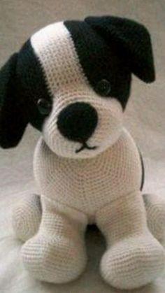 Veja nosso novo produto Cachorrinho ! Se gostar, pode nos ajudar pinando-o em algum de seus painéis :)