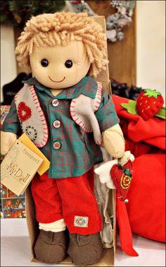 MyDoll Christmas Bambolo