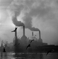 Battersea Power Station 1971