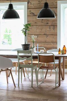 Une déco scandinave esprit chalet de montagne - Marie Claire Maison