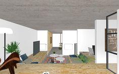 PAND binnenhuis > interieur > mancave > visualisatie - VISUALISATIE ...