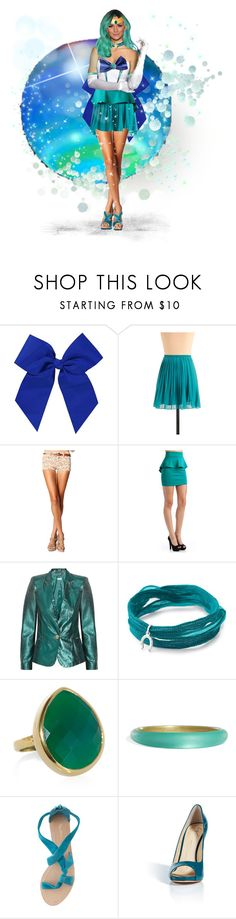 """""""The sea is rough today."""" by pinklady89 ❤ liked on Polyvore featuring Faith Connexion, Stella & Dot, TIARA, Monica Vinader, Alexis Bittar, Daniela Swaebe, Miss Selfridge, Giuseppe Zanotti, Shameless and wonderful"""