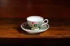 赤絵ミナイ手絵変り 碗皿 no.2 Coffee Cups, Tableware, Coffee Mugs, Dinnerware, Tablewares, Coffee Cup, Dishes, Place Settings