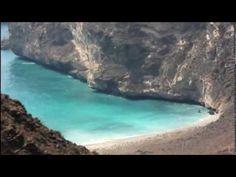 Secret Beach in Salalah, Oman - YouTube