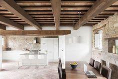 Il restauro conservativo di una villa di campagna - Mansarda.it