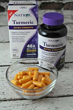 The Wonders of Turmeric: Natrol® Extra Strength Turmeric with CurcuWIN® @natrol