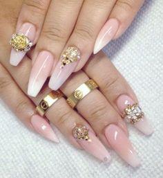 Gorgeous Nail Arts Design Ideas