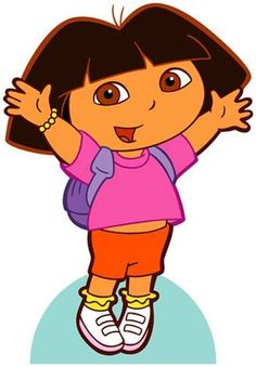 Dora the explorer office girls wallpaper-12297