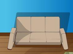 Eine Couch Neu Polstern U2013 WikiHow