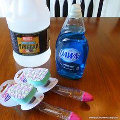 maison diy sweet home: 30 Conseils de nettoyage Brilliant