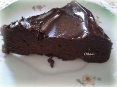 minden paleo gyerek álma - Nagyon csokis csokitorta
