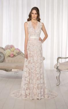 Wedding Dresses | Vintage Lace Wedding Dresses | Essense of Australia