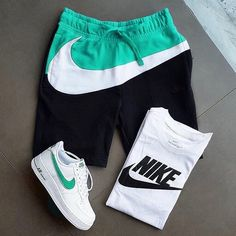 Likes, 26 Comments - Streetwear Dope Outfits For Guys, Swag Outfits Men, Stylish Mens Outfits, Nike Outfits, Tomboy Outfits, Casual Outfits, Hype Clothing, Mens Clothing Styles, Mode Streetwear