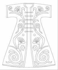 kaftan vector - Suche in Google Folk Embroidery, Hand Embroidery Designs, Vintage Embroidery, Embroidery Patterns, Turkish Art, Turkish Design, Painting Patterns, Graphic Design Illustration, Islamic Art