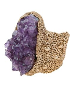 """ P ""  is for PINTEREST rare rocks and earth's minerals.......amethyst and gold another one of our interest.    jf. )"