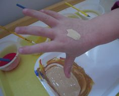 Celebrating Skin Color.....With Paint!!!! - Mommy Moment