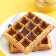 Gluten Free Cornbread Waffles