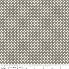 Riley Blake - Verona - Dots Gray
