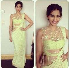 Beauty with Fashion hype !! She compliment everything  #saree