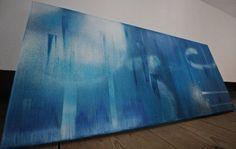 Gemälde - Im Verfall begriffen, Handgemacht von deliriumvisio in Kategorie Kunst/Malerei. Sich in Bamberg, Deutschland befinden