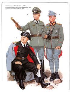 Una de grandes Generales alemanes.