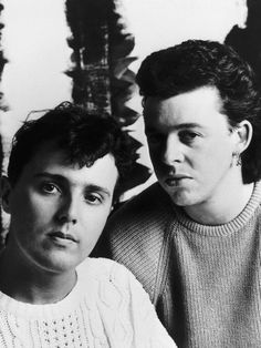 Tears for Fears - Roland Orzabal and Curt Smith