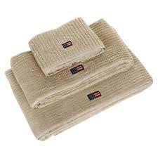 Lexington towels
