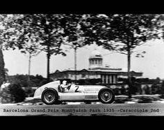 Mercedes W25 20 1934 Eifelrennen 20 M V Brauchitsch 1 18 Limited To ...
