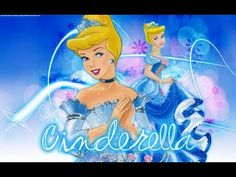 Cinderella - Fairy tales and stories for children / learn English with story https://youtu.be/pmlU1RTMs9g