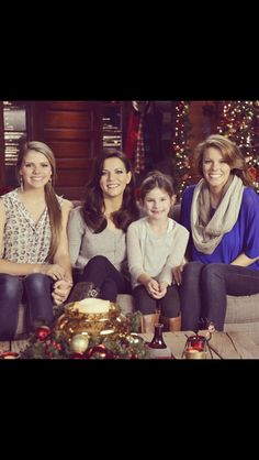 Martina McBride & daughters