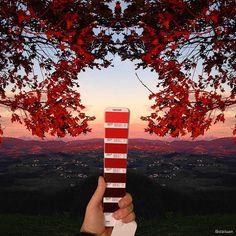 Italian Graphic Designer Finds Pantone Colors In Natural Landscapes And Cities