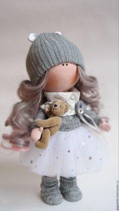 Интерьерная кукла – купить в интернет-магазине на Ярмарке Мастеров с доставкой