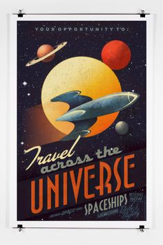 Travel Across The Universe
