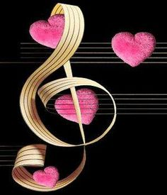 Music in my heart.Music can change the world.Open yourself up to music. Sound Of Music, Kinds Of Music, Music Is Life, My Music, Violin Music, Musik Wallpaper, Coeur Gif, Music Heart, Music Symbols