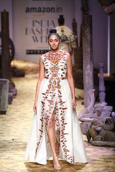 Samant Chauhan at Amazon India Fashion Week spring/summer 2017