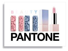 """""""PANTONE"""" by studioyyang ❤ liked on Polyvore featuring beauty, Sephora Collection, Beauty, serenity, rosequartz, pantone and 2016"""