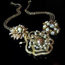 Image result for upcycled vintage jewelry