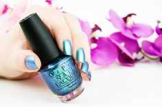 OPI - This Color's Making Waves (Hawaii SS2015 Collection)