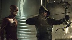 The CW is making The Flash/Arrow crossover a yearly event · Newswire · The A.V. Club