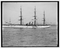 Fragata Presidente Sarmiento (1890)