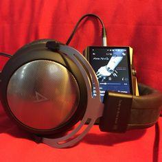Lethal combo!  #AstellnKern #AK380 > balanced > #AKT5p #DSD #HiResAudio #DAP #Headphones
