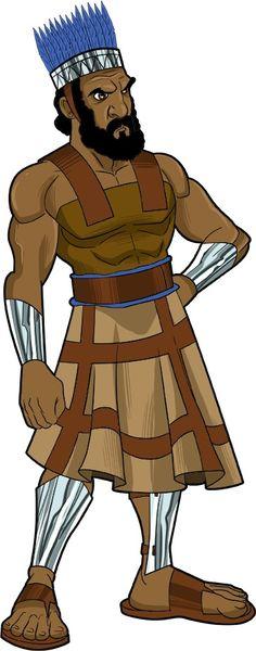 Philistine soldier / Philistine warrior