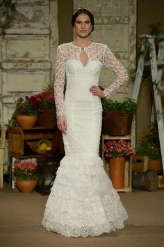 21228301b 9 melhores imagens de Vestido | Vestidos de novia, Boda de ensueño e ...