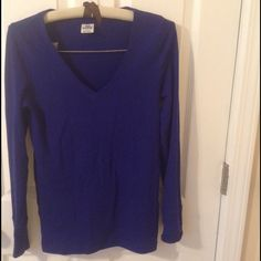 Victoria's Secret PINK thermal-size large Victoria's Secret PINK brand thermal.  Size large.  In excellent condition. PINK Victoria's Secret Tops Tees - Long Sleeve