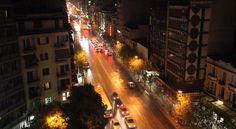 μια βραδιά στη Σαλονίκη...