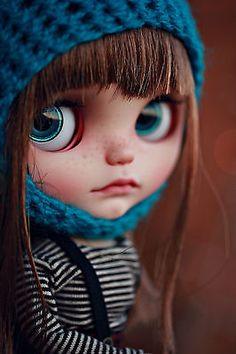 Rita Nomad, Vainilladolly Blythe doll Custom OOAK in | eBay