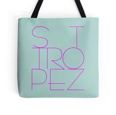 St. Tropez in Pink