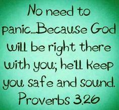 No need to panic! :)